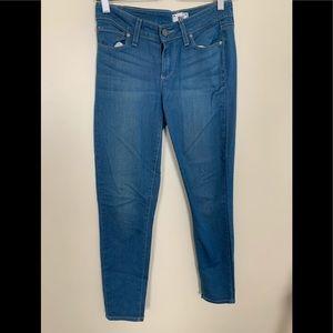 Paige Like-New Skinny Jeans